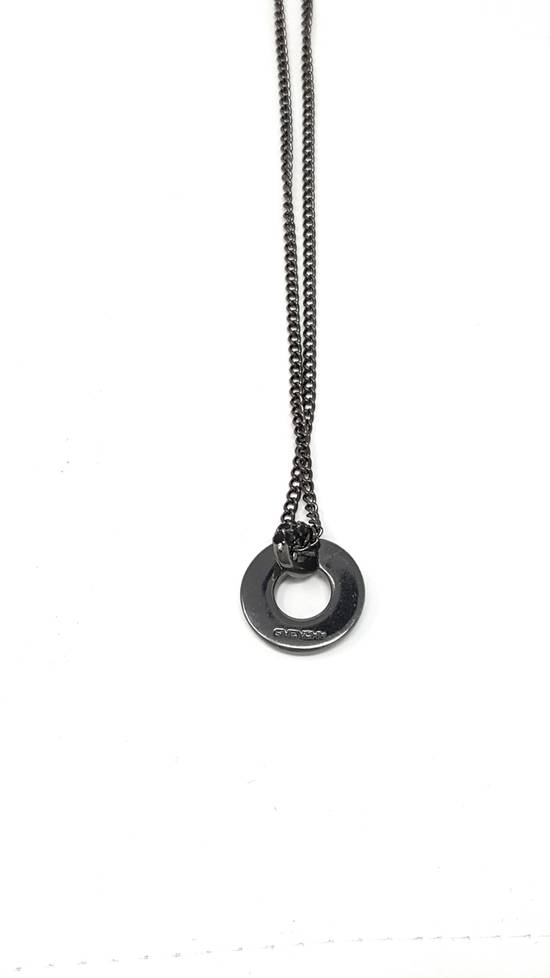 Givenchy Gun metal necklace Size ONE SIZE - 4