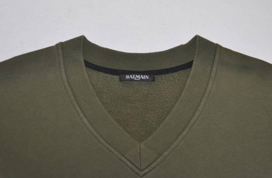 Balmain Balmain Khaki Sweatshirt Size US M / EU 48-50 / 2 - 3