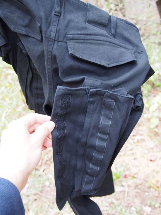 Julius AW 16 Beast Denim Cargo Pant Size US 34 / EU 50 - 6