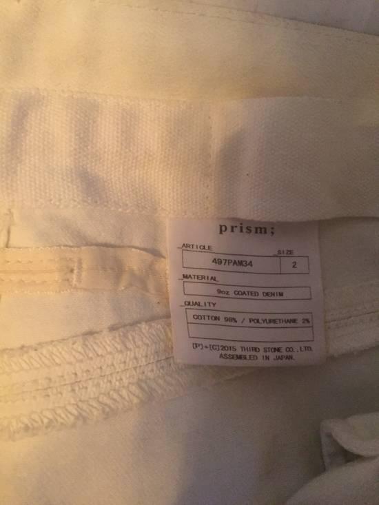 Julius Off white Moto Jean Size US 30 / EU 46 - 3