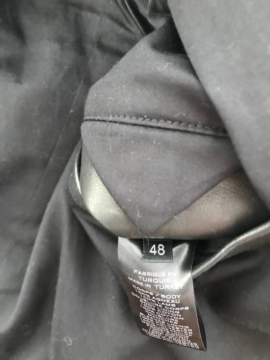 Balmain Balmain Black Leather Jacket Size US M / EU 48-50 / 2 - 9