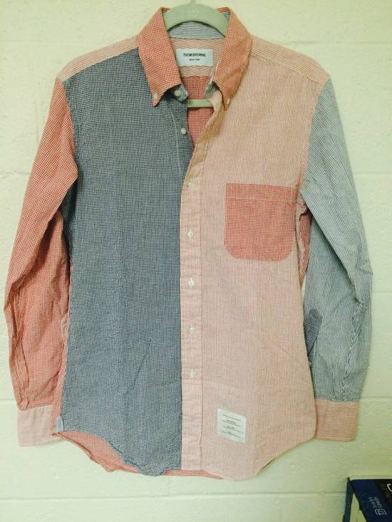 Thom Browne seersucker shirt size 2 Size US M / EU 48-50 / 2