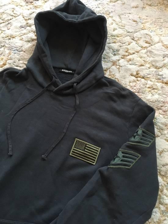 Balmain Balmain Side Zip Hoodie Size US XL / EU 56 / 4 - 1