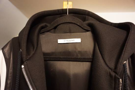 Givenchy NEW GIVENCHY Leather Jacket $3420 Retail Size US M / EU 48-50 / 2 - 3