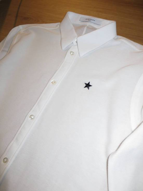Givenchy Star-embroidery shirt Size US XL / EU 56 / 4 - 10
