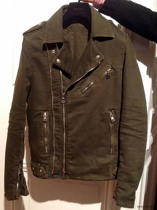 Balmain Balmain Biker Perfecto Jacket Size US S / EU 44-46 / 1