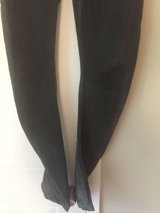 Julius FW07 Spiral Leg Corded Denim Size US 30 / EU 46 - 7