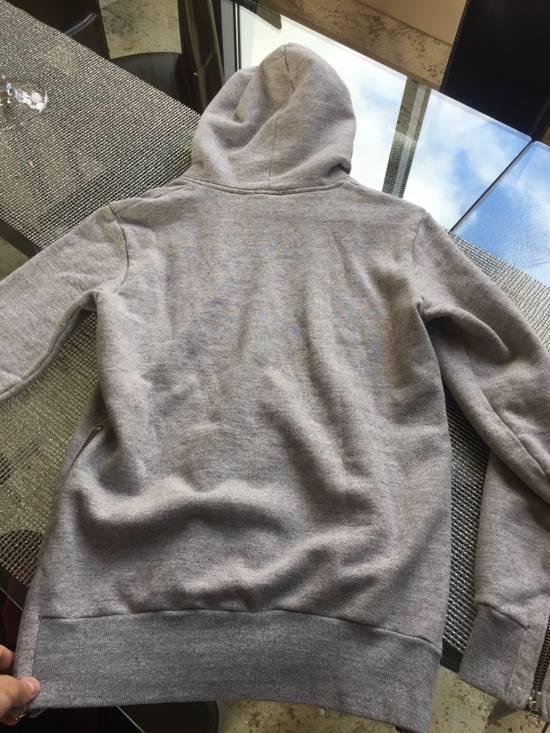 Balmain Pullover Grey Hoodie Size US S / EU 44-46 / 1 - 2