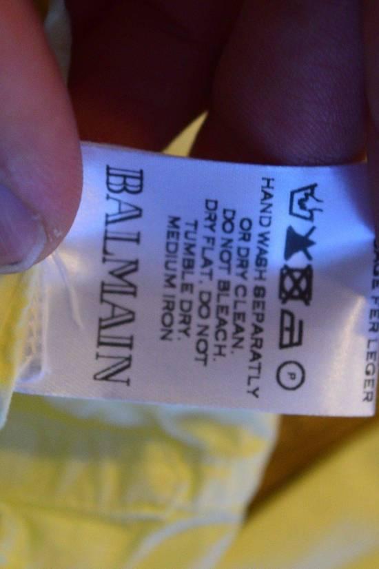 Balmain Balmain $590 Men's Casual Shirt Size 39 Brand New With Tags Size US M / EU 48-50 / 2 - 4