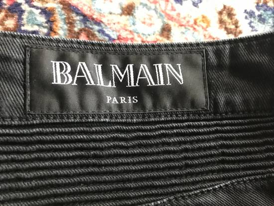 Balmain BALMAIN BIKER SIZE 36 MADE IN ITALY Size US 36 / EU 52 - 16