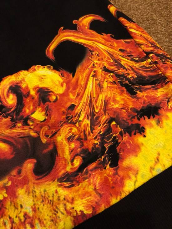 Givenchy Lava Flame Graphic Sweatshirt Size US XL / EU 56 / 4 - 3