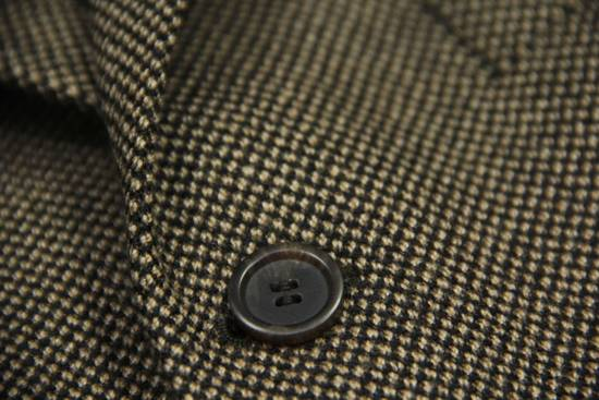 Balmain TWEED WOOL BLAZER JACKET Size 42R - 5