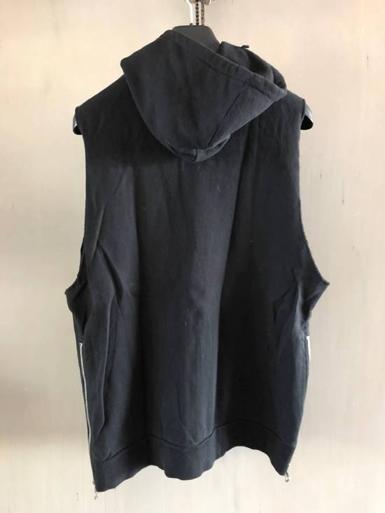 Balmain Full zipped Sleeveless Hoody CD Balmain Size US L / EU 52-54 / 3 - 1