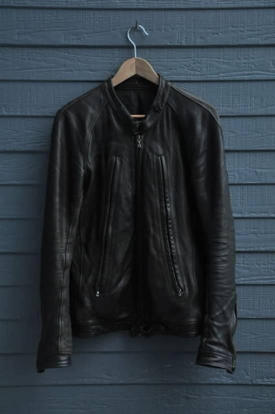 Julius Moto Leather Biker Jacket Size US S / EU 44-46 / 1 - 1