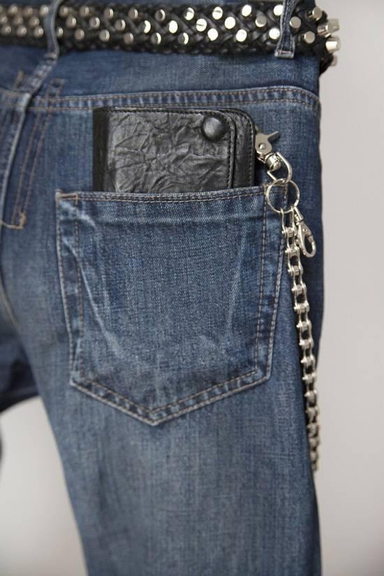 Balmain SS11 Motorbike chain wallet Size ONE SIZE