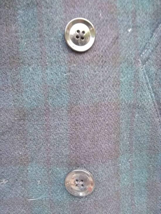 Takeo Kikuchi Takeo Kikuchi Check Plaid Tartan double breast light coat jaket parka Size US M / EU 48-50 / 2 - 1