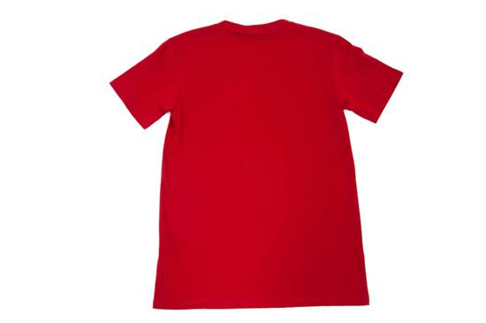 Balmain Red Logo Shirt Size US M / EU 48-50 / 2 - 5