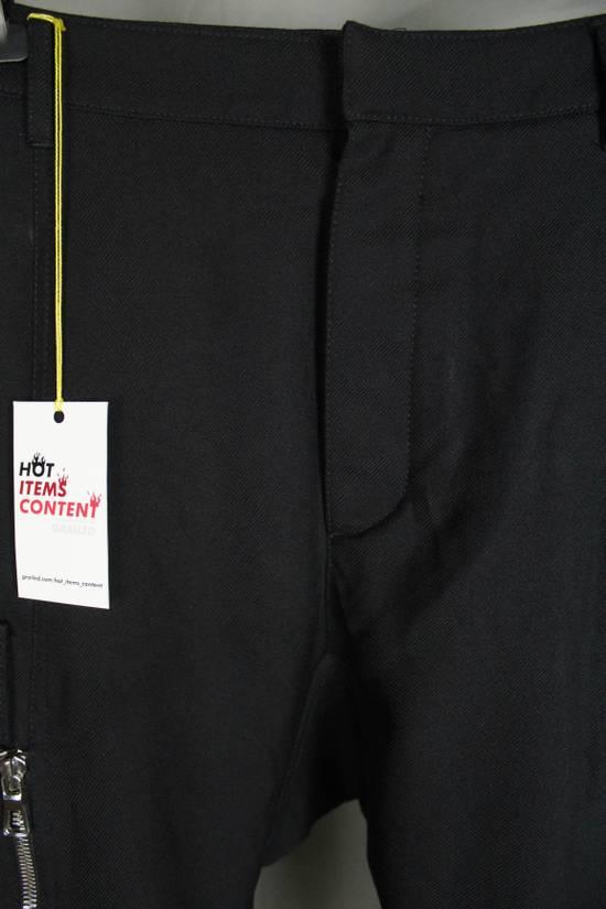 Balmain Balmain X H&M Cargo Biker Wool Pants Size EUR30 Size US 30 / EU 46 - 7