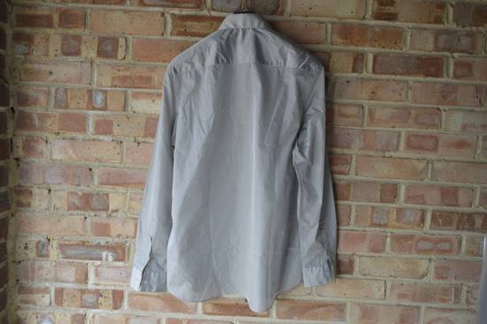 Givenchy Nylon Zipped Pocket Shirt Size US M / EU 48-50 / 2 - 9