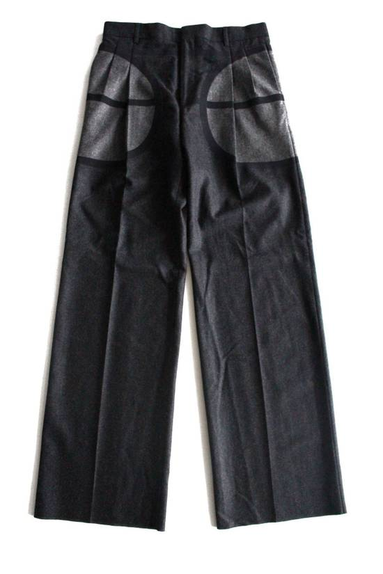Givenchy Runway Basketball Trousers in Grey Size US 32 / EU 48