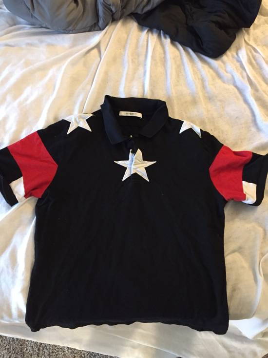 Givenchy Givenchy Cuban Fit Polo Star Size US XL / EU 56 / 4