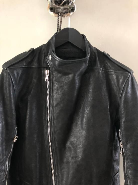 Balmain Biker leather jacket by Chistophe D for balmain Size US M / EU 48-50 / 2 - 2