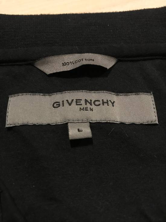Givenchy Black Polo Size US L / EU 52-54 / 3 - 3