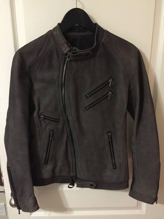 Julius Grey Leather, Size 1 Size US S / EU 44-46 / 1