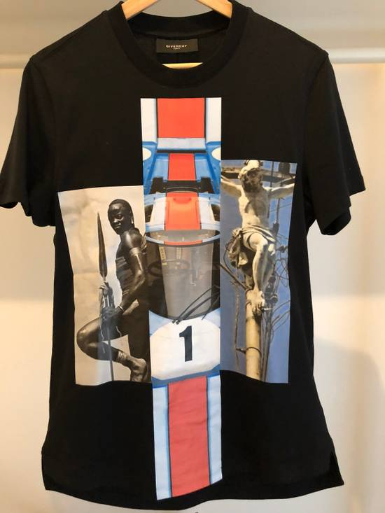 Givenchy Givenchy Graphic Tee Size US XS / EU 42 / 0