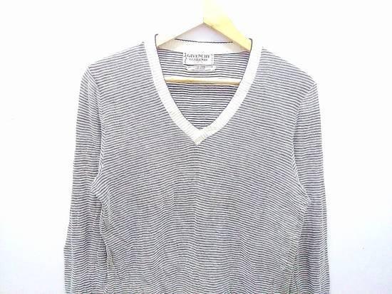 Givenchy Hot Sale!!! Rare Vintage 90s GIVENCHY GENTLEMAN PARIS Striped Pullover Jumper Hip Hop Skate Swag Made In Italy Medium Size Size US M / EU 48-50 / 2 - 1