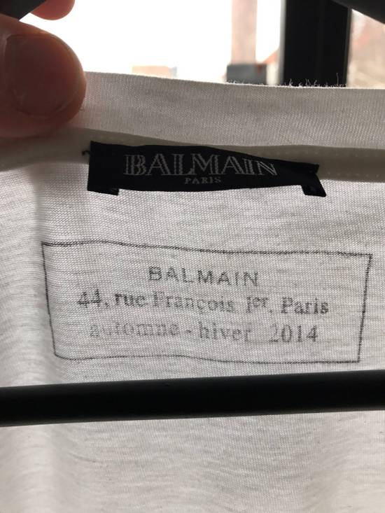 Balmain Balmain T-shirt Size US S / EU 44-46 / 1 - 1