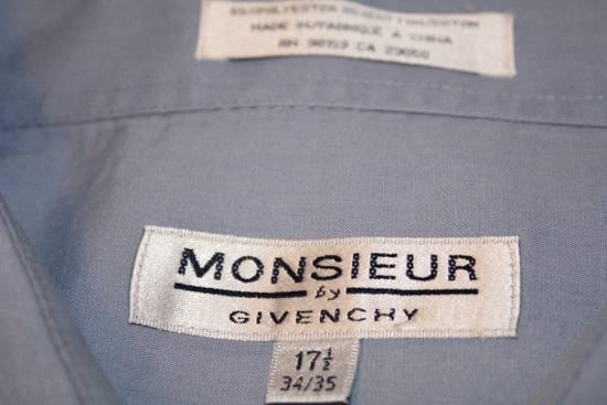 Givenchy Givenchy Monsieur Crisp Blue Dress Shirt Size US L / EU 52-54 / 3 - 4