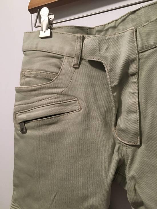 Balmain SS12 Biker Jeans Size US 30 / EU 46 - 3