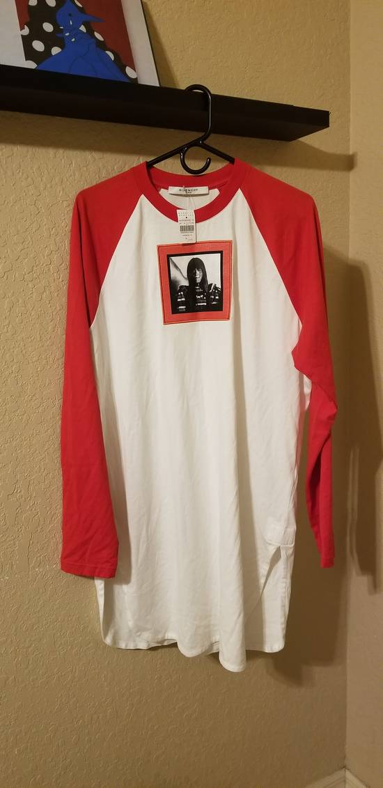 Givenchy Givenchy Native Baseball Tee Size US M / EU 48-50 / 2