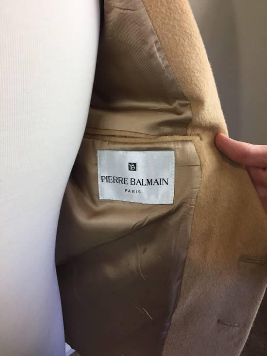 Balmain Distressed Boxy Wool Blazer Size US M / EU 48-50 / 2 - 5