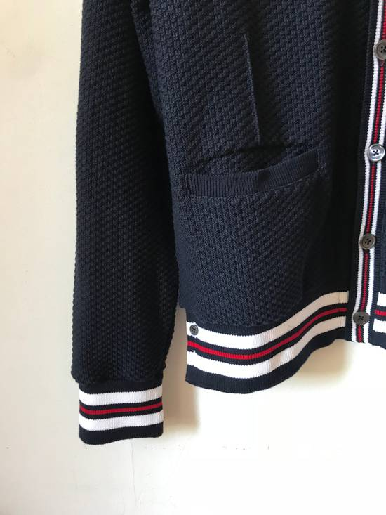 Thom Browne cotton sweater on buttons Size US XL / EU 56 / 4 - 4