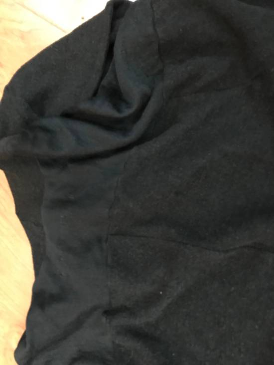 Julius 2014A/W Wool Paneled Hoodie Size US M / EU 48-50 / 2 - 5