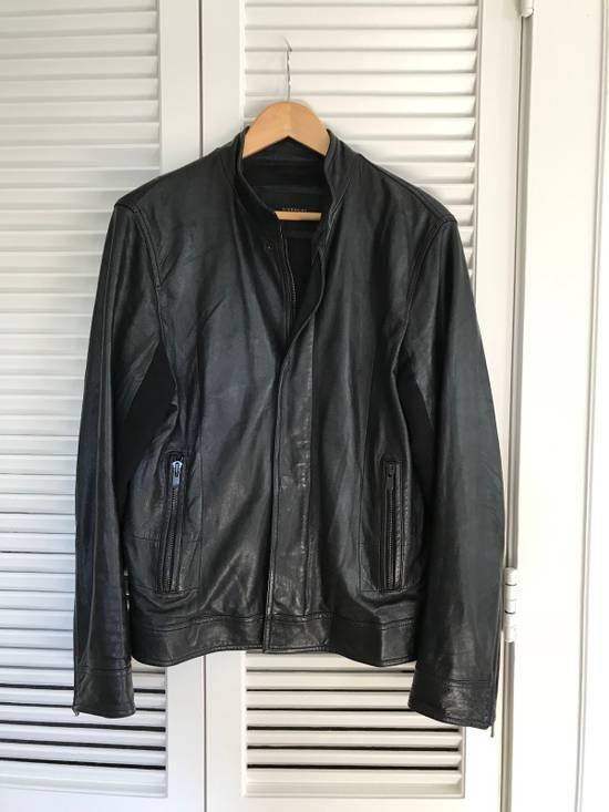 Givenchy Black Leather jacket Size US M / EU 48-50 / 2