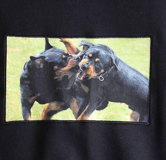 Givenchy Givenchy Cuban Fit Rottweiler Crewneck Sweatshirt Size US M / EU 48-50 / 2 - 2