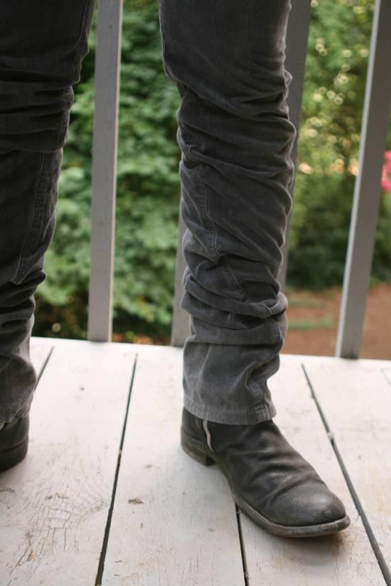 Julius FW07 Spiral Leg Corded Denim Size US 30 / EU 46 - 2
