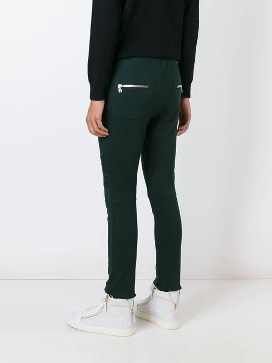 Balmain Size Small Fits Slim - Balmain Cotton Joggers - FW16 Size US 30 / EU 46 - 1
