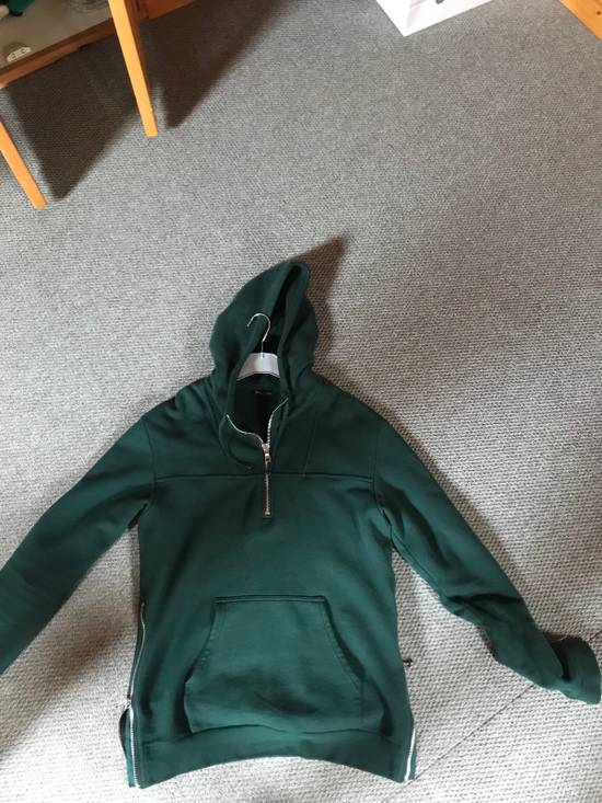 Balmain Balmain Green Forest Hoodie Zipped Size US M / EU 48-50 / 2 - 1