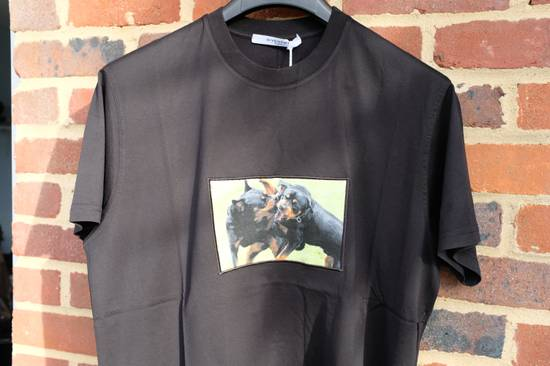 Givenchy Fighting Rottweilers T-shirt Size US XL / EU 56 / 4 - 2