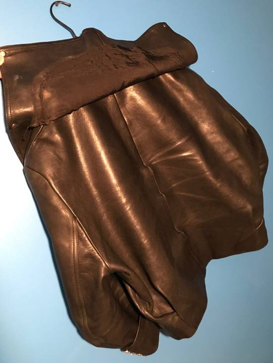 Balmain Lambskin Gold Button Detail Jacket Size US L / EU 52-54 / 3 - 13
