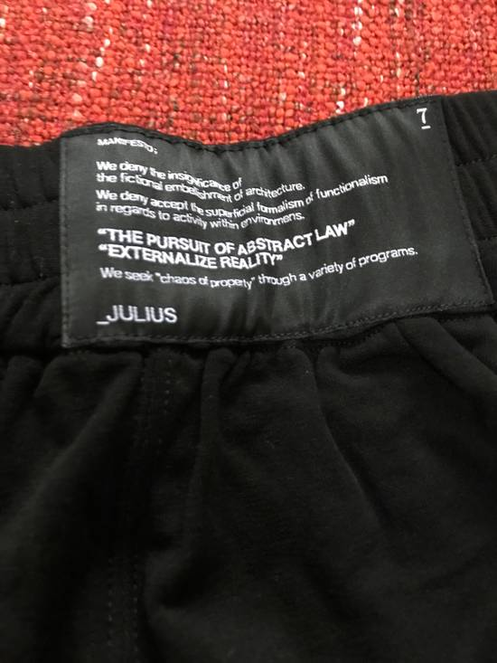 Julius AW12 sweat pants with attached sleeves Size US 32 / EU 48 - 3