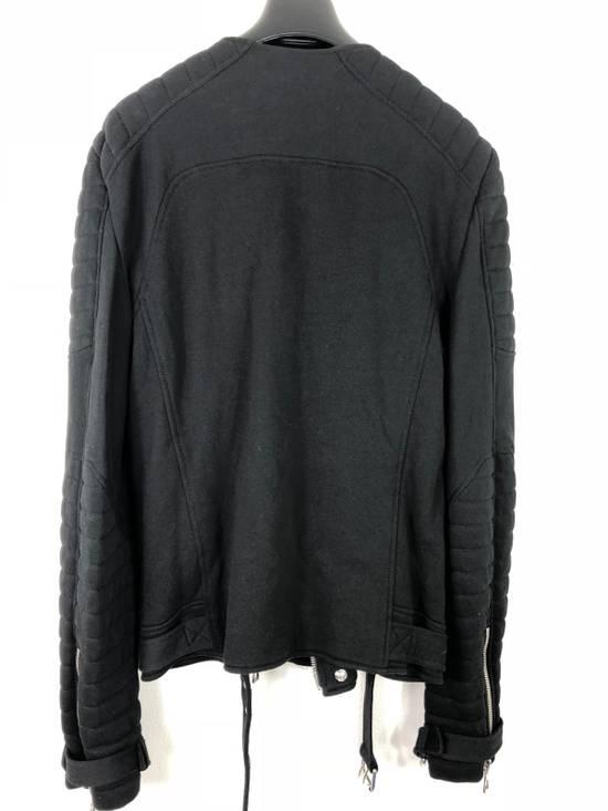 Balmain H&M X Balmain Moto Jacket Size US M / EU 48-50 / 2 - 1