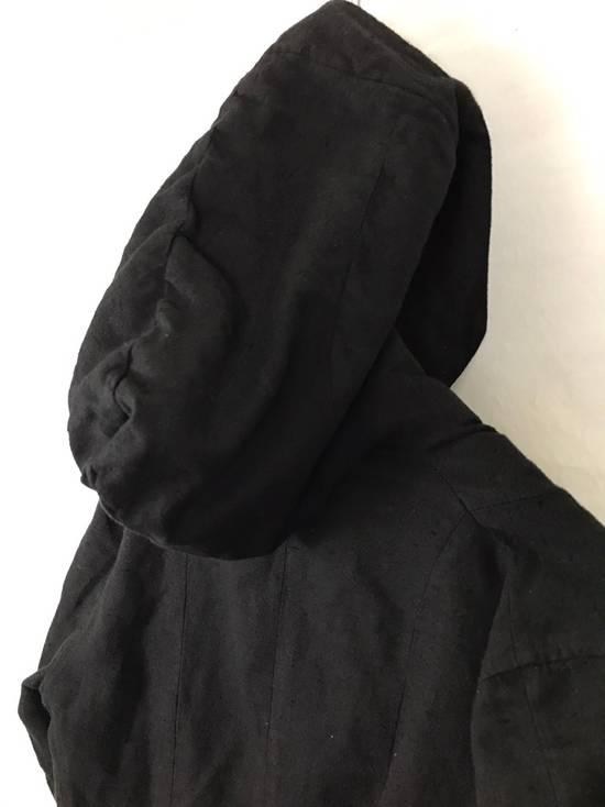 Julius 【Sale】Panelled large hooded jacket Size US S / EU 44-46 / 1 - 5