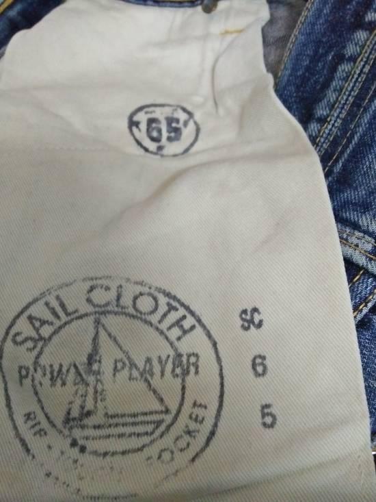 Vintage SUGAR CANE DENIM CLASSICS SAILOR WAIST 32 (A857) Size US 32 / EU 48 - 15