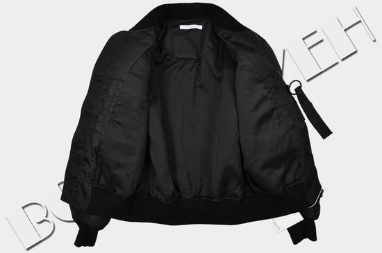 Givenchy 3500$ Black Jesus Print Bomber Jacket Size US M / EU 48-50 / 2 - 6