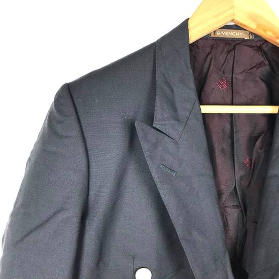 Givenchy Givenchy Wool Coat Blazer Made In Italy Size 40S - 6